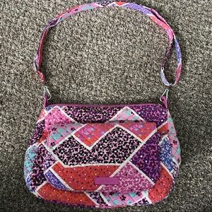 VERA BRADLEY Patchwork Patterned Purse